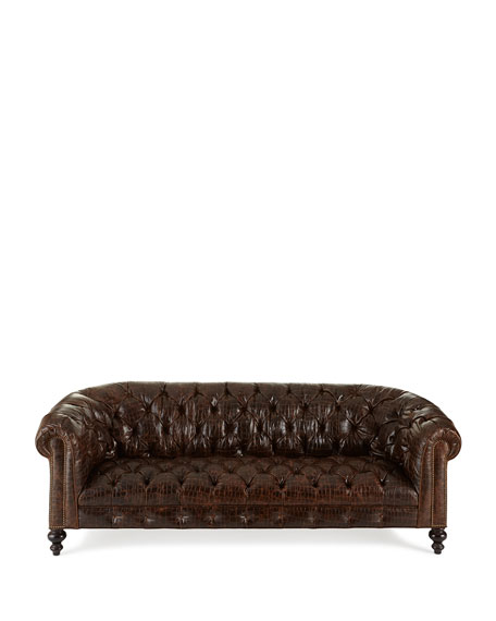 Winton Leather Sofa