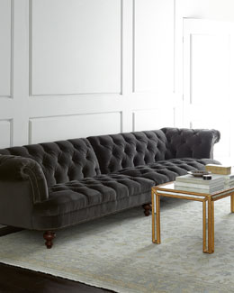 Old Hickory Tannery Chamberlin Sectional Sofa