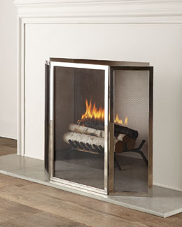 Tulun Fireplace Screen