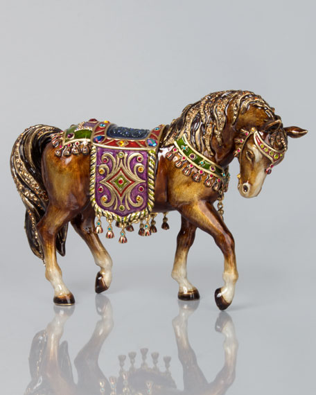 Nativity Horse Figurine