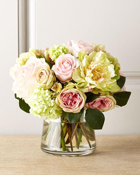 Pastel Passion Faux Floral