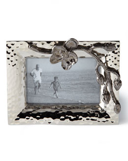 Black Orchid Mini Frame