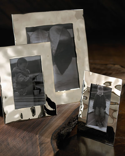 Reflective Water 8 x 10 Photo Frame