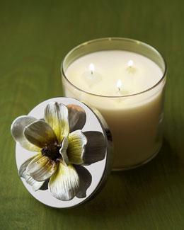 Michael Aram Magnolia Candle
