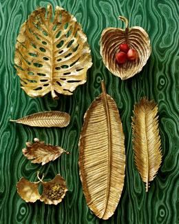 Michael Aram New Leaves