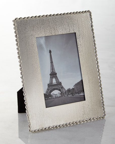 "Molten Frost 4"" x 6"" Picture Frame"