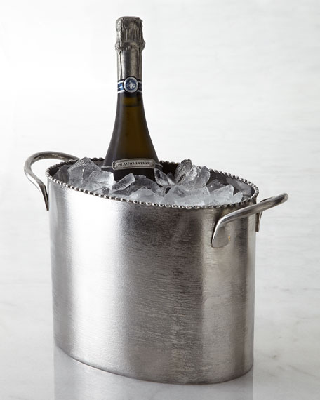 Molten Frost Champagne Bucket