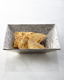 Block Square Chip Bowl