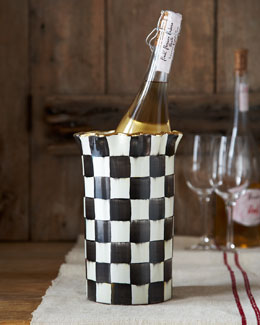 Courtly Check Wine Chiller