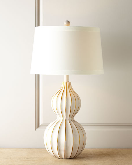 Iota Gilt-Edge Bulb Lamp