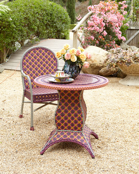 Sunset Outdoor Cafe Table