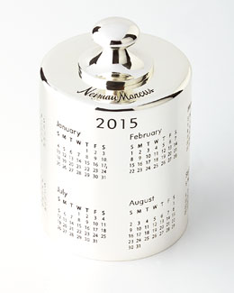 NM EXCLUSIVE NM 2015 Calendar Paperweight
