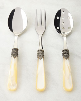 Three-Piece Napoleon Hostess Set
