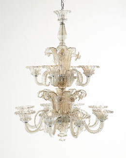La Scala 12-Light Chandelier