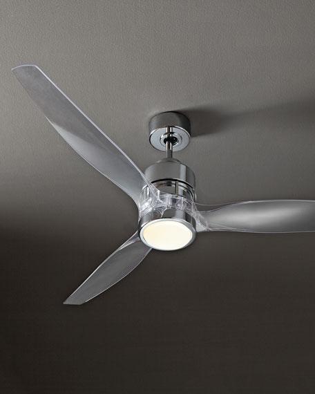 Sonet 52 Quot Acrylic Ceiling Fan