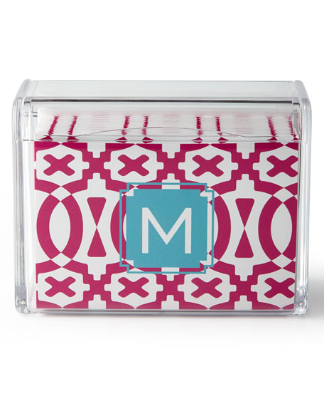 Poppy Fuchsia Folded Notes Boxed Set