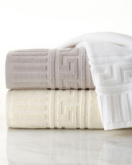 Fresh Greek Key Towels KG88