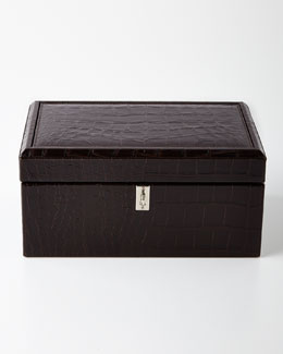Men's Jewelry Chest