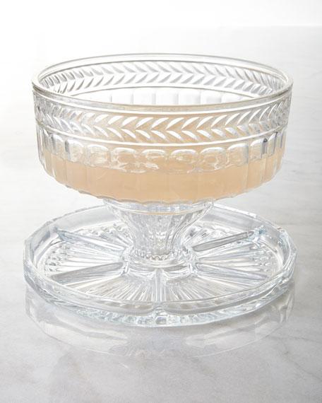 Alexandria Domed Pie Plate
