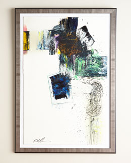 """RFA Fine Art """"Cascade"""" Giclee"""