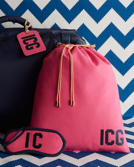 Monogram Travel Bag Set