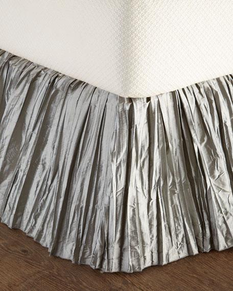 Queen St. Germain Silk Dust Skirt
