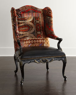 Massoud Geometry Chair