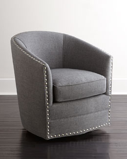 Bryn St. Clair Swivel Chair