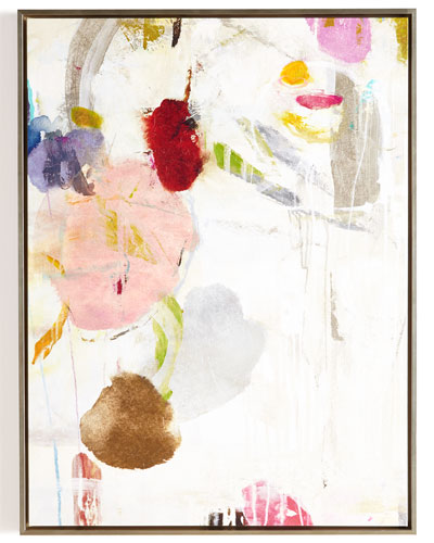 Cherry Nuance I Giclee on Canvas Wall Art