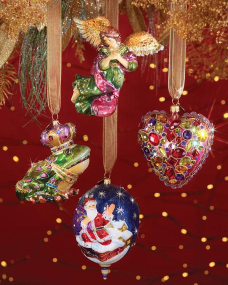 Praying Angel Christmas Ornament