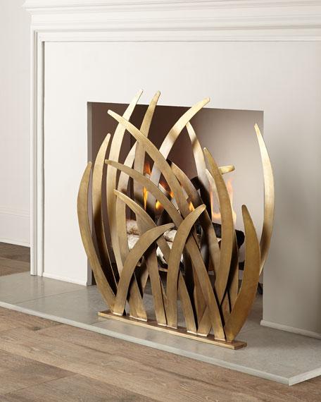 Lydia Fireplace Screen