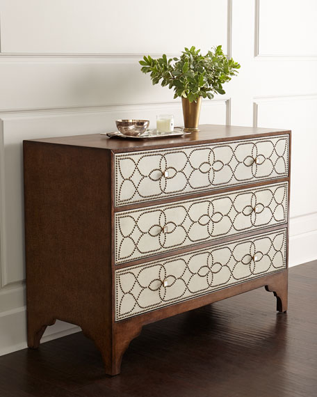Lissa Nailhead Chest