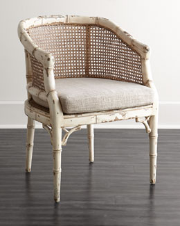 Suzie Rattan Chair