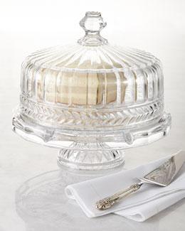 Godinger Symphony 4-in-1 Cake Dome