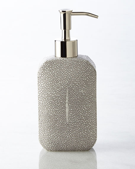 """Shagreen"" Pump Dispenser"