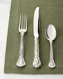 32-Piece Chantilly Sterling Silver Flatware Service
