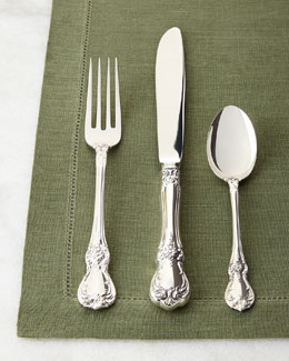 32-Piece Old Master Sterling Silver Flatware Service