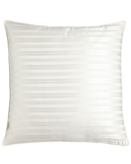 "Elite Down-Alternative European Pillow, 28""Sq."