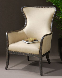 Zander Wing Chair