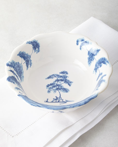 Juliska Country Estate Delft Blue Berry Bowl