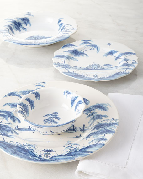 Country Estate Delft Blue Berry Bowl