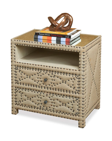Camila Bedside Table