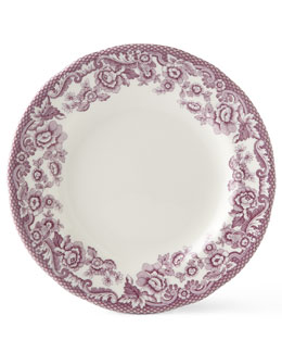 Four Delamere Bouquet Bread & Butter Plates