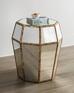 Delise Octagonal Side Table