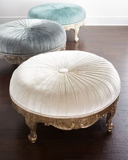 Scala Light Ottoman