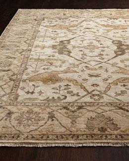 Exquisite Rugs Hedrick Oushak Rug, 9' x 12'