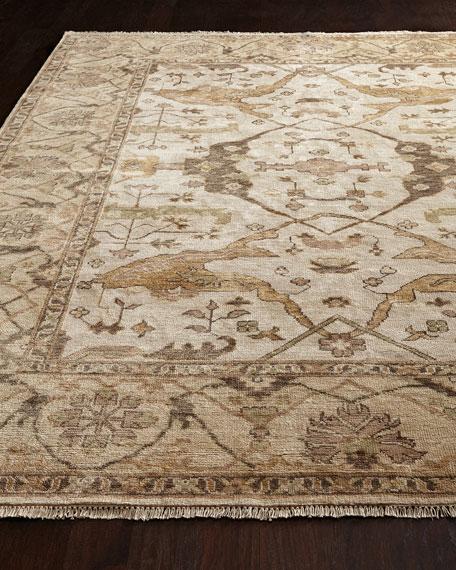 Exquisite Rugs Hedrick Oushak Rug, 12' x 15'