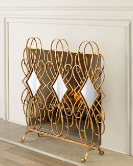 Dionne Fireplace Screen