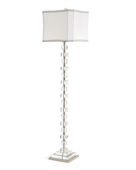 Arwen Crystal Floor Lamp