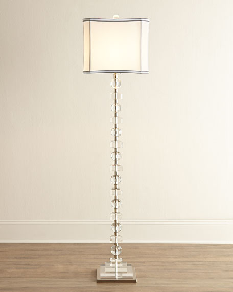- Arwen Crystal Floor Lamp